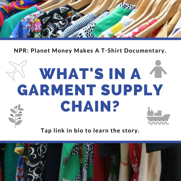 What's In A Garment SupplyChain?