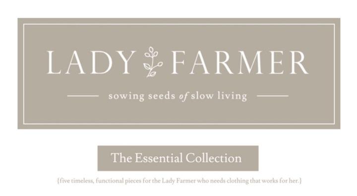 Lady Farmer Spring 2018 Preview &Kickstarter