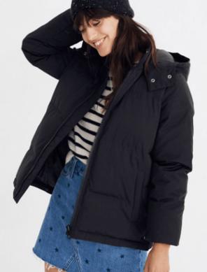 Madewell Puffer Jacket