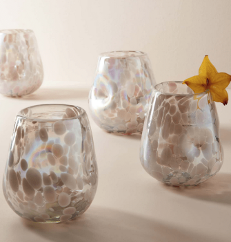 Recycled Brown Glass
