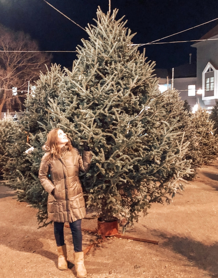 A Conscious Crossroads: To Get a Real or Artificial Christmas Tree?